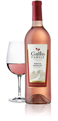 GALLO WHITE MERLOT