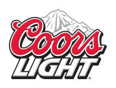 KEG COORS LIGHT 1/2
