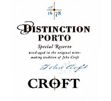 CROFT PORT DISTINCTION NV
