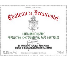 CHATEAU BEAUCASTEL CDP BLANC 2004