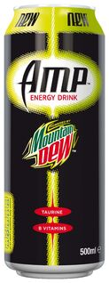 MT DEW AMP