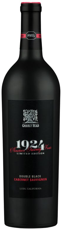 GNARLY HEAD 1924 DOUBLE BLACK BOURBON BARREL CABERNET