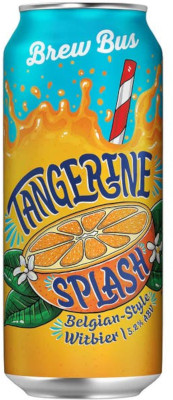 BREW BUS TANGERINE SPLASH
