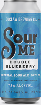DUCLAW SOUR ME DOUBLE BLUEBERRY