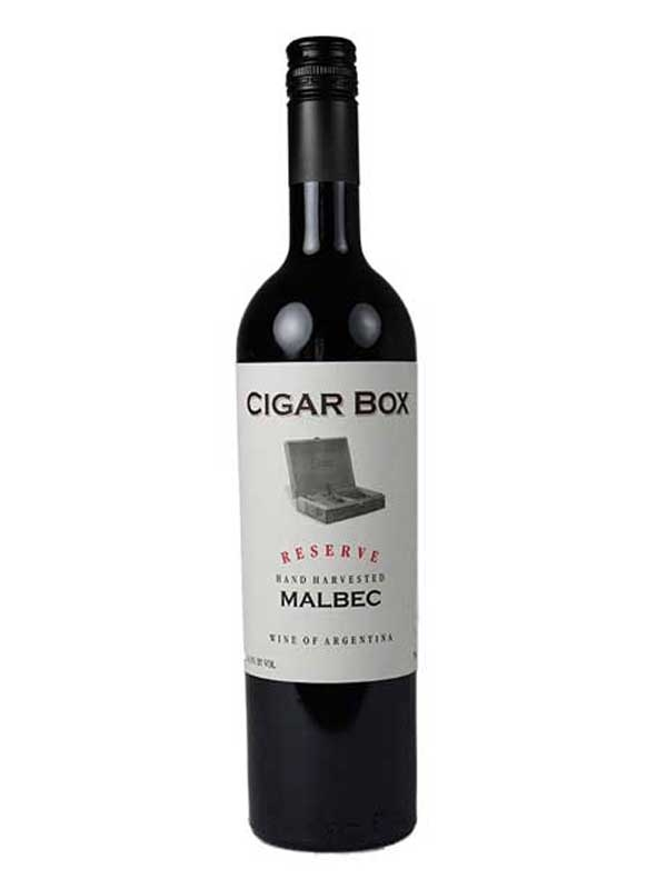 CIGAR BOX MALBEC RESERVE