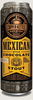 COPPER KETTLE MEXICAN STYLE CHOCOLATE STOUT