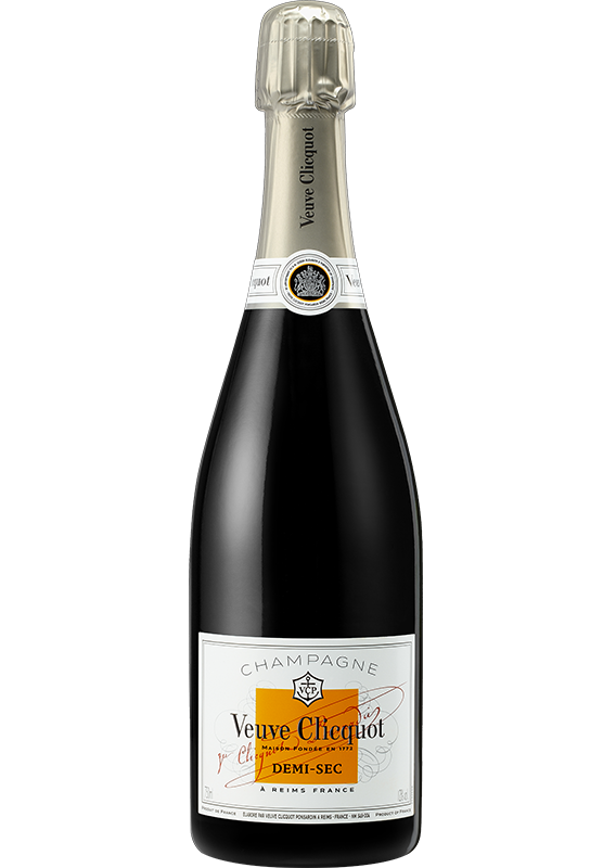 CLICQUOT DEMI SEC