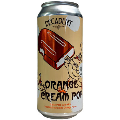 DECADENT ORANGE CREAM POP