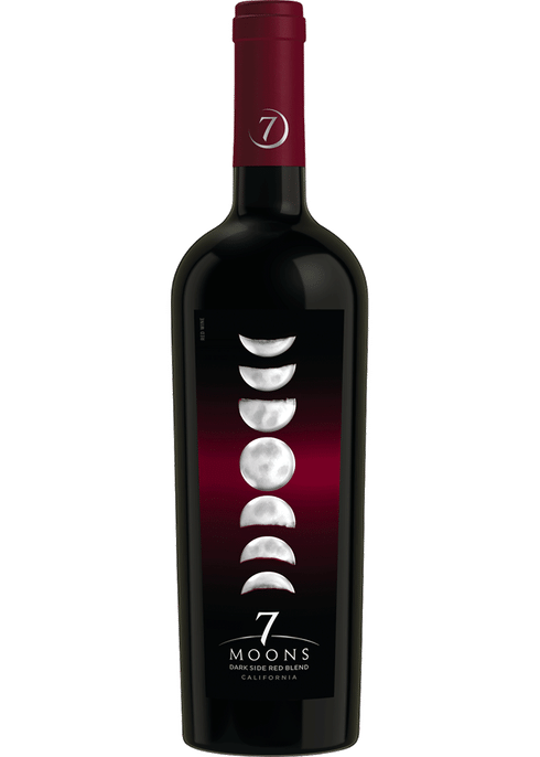 7 MOONS DARK SIDE RED BLEND