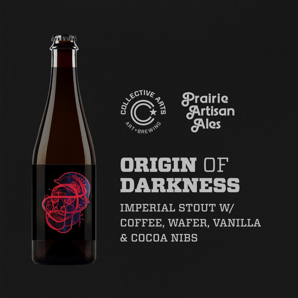 ORIGIN OF DARKNESS PRAIRIE