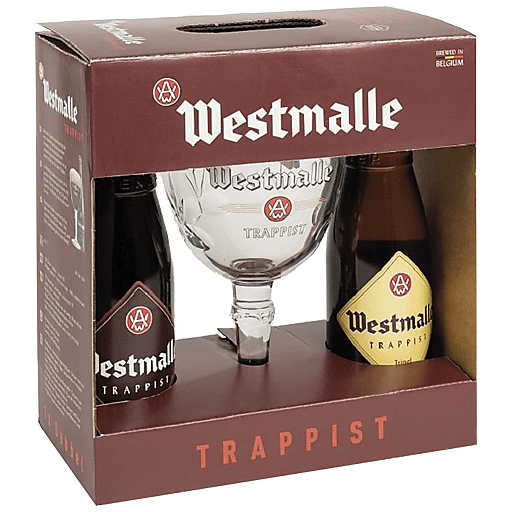 WESTMALLE TRAPPIST GIFT SET