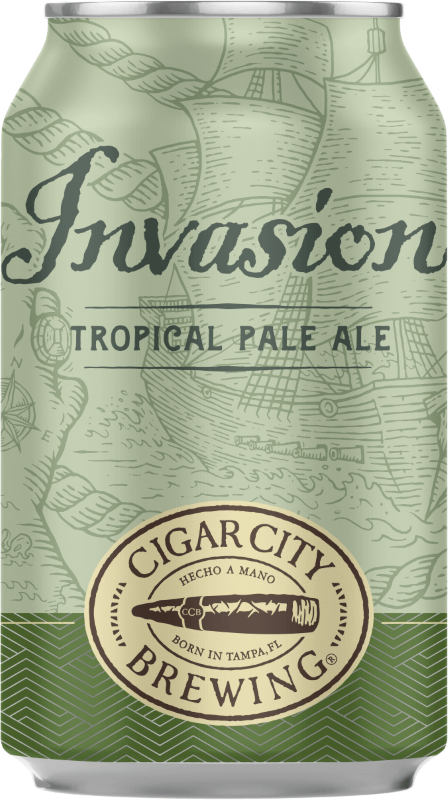 CIGAR CITY INVASION