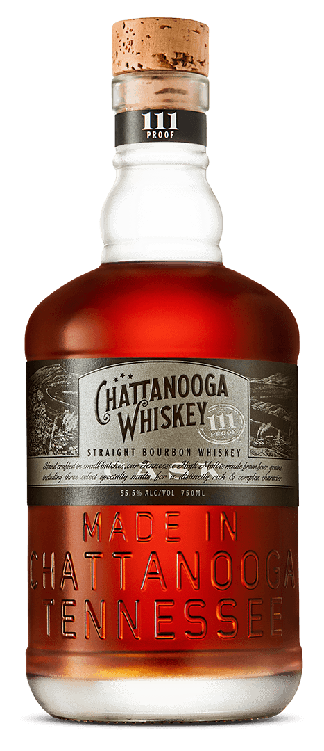 CHATTANOOGA WHISKEY 111 PROOF