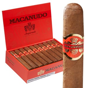 CIGAR MACANUDO INSPIRADO ORANGE ROBUSTO