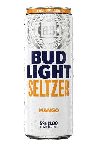 BUD LIGHT SELTZER MANGO