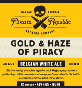 PIRATE REPUBLIC GOLD & HAZE OF PIRACY