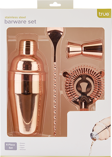 TB BARWARE SET COPPER