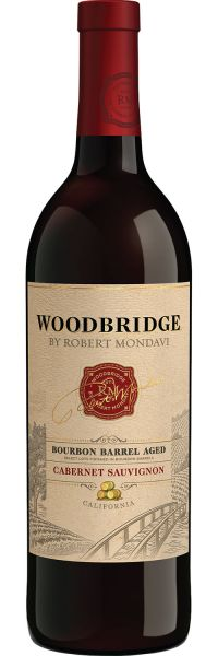 WOODBRIDGE CABERNET BOURBON BARREL AGED