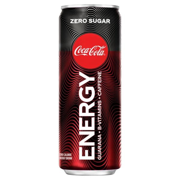 COKE ENERGY ZERO SUGAR
