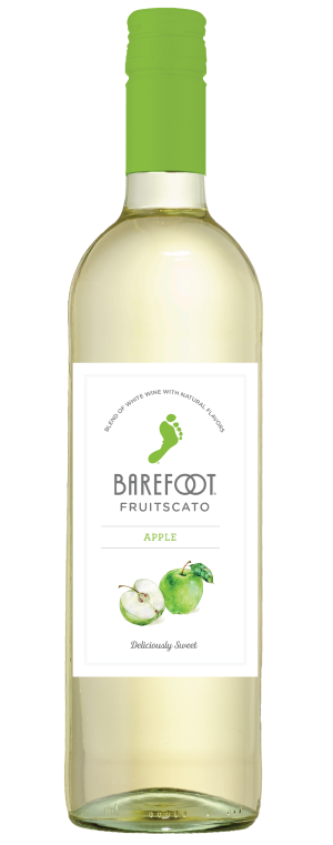 BAREFOOT FRUITSCATO APPLE