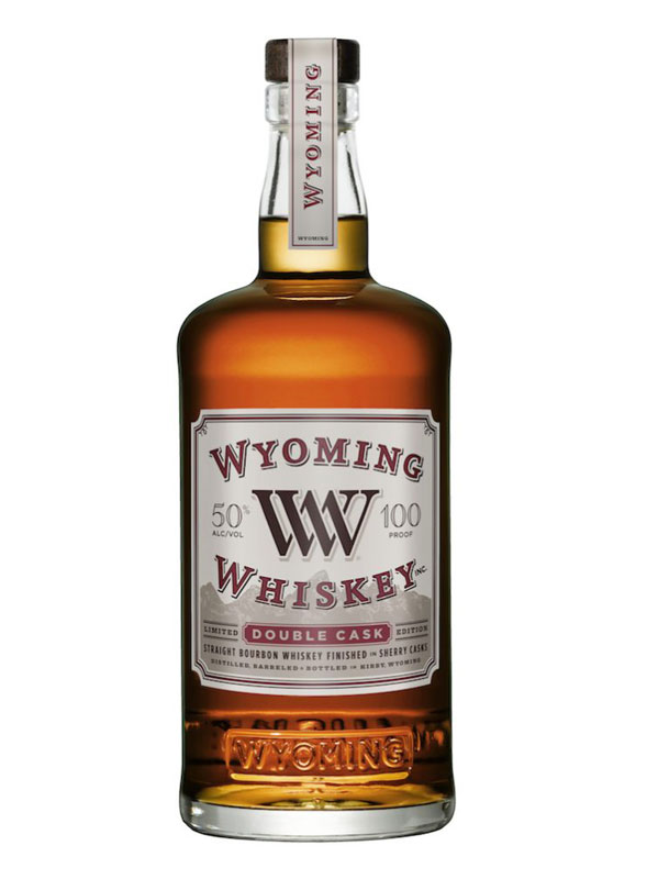 WYOMING DOUBLE CASK