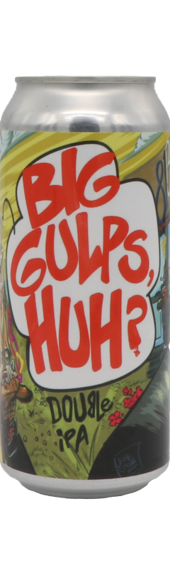 81 BAY BIG GULP HUH?