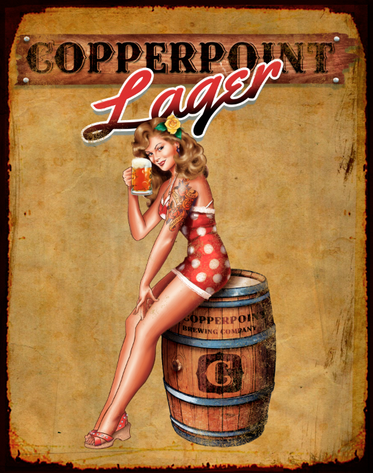 COPPERPOINT LAGER