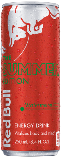 RED BULL SUMMER EDITION WATERMELON