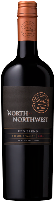 NORTH BY NORTHWEST RED BLEND