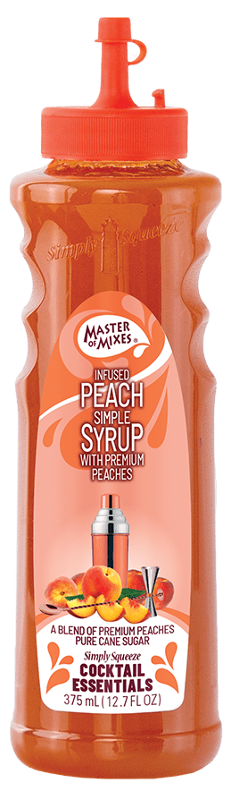 MASTER PEACH SYRUP