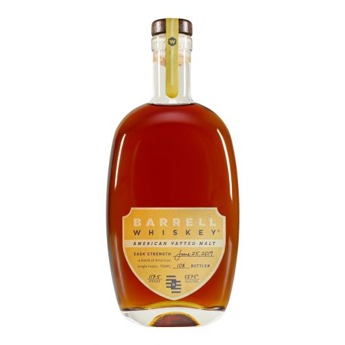 BARRELL WHISKEY VATTED MALT