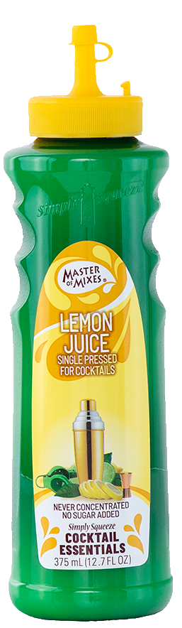 MASTER LEMON JUICE SINGLE PRESSED