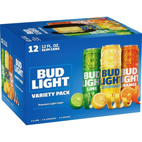 BUD LIGHT PEELS VARIETY