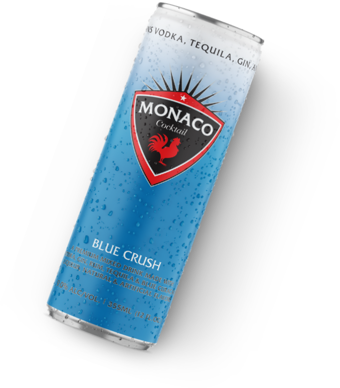 MONACO BLUE CRUSH