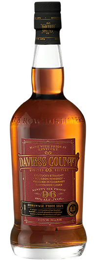 DAVIESS COUNTY BOURBON CABERNET FINISH