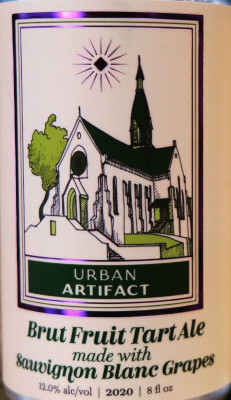 URBAN ARTIFACT BRUT FRUIT TART ALE
