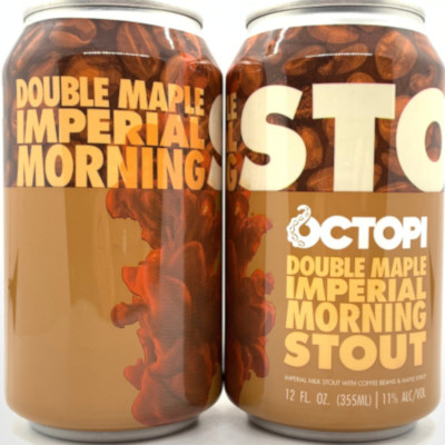 OCTOPI DOUBLE MAPLE IMPERIAL MORNING STOUT