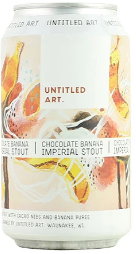 UNTITLED ART CHOCOLATE BANANA IMPERIAL STOUT