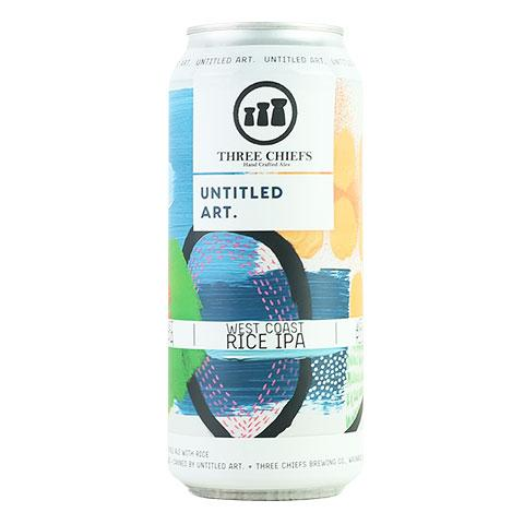 UNTITLED ART WEST COAST RICE IPA