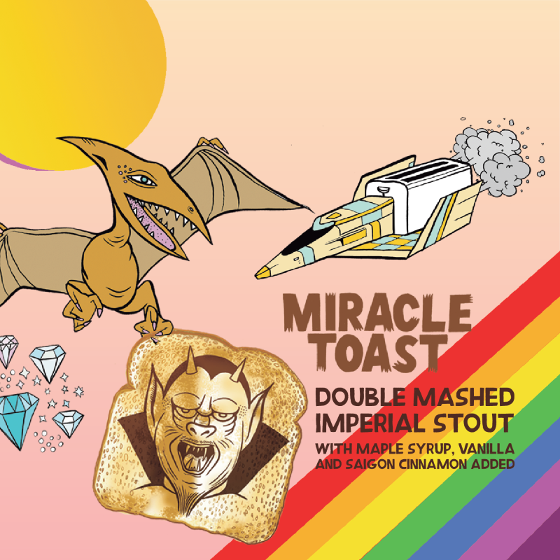 HOOF HEARTED MIRACLE TOAST