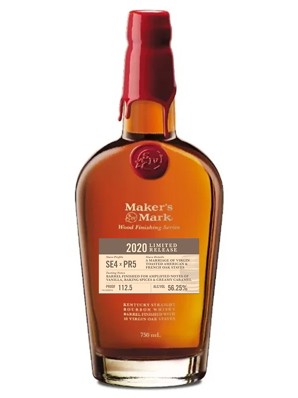 MAKERS MARK WOOD FINISHING SERIES 2020 RELEASE