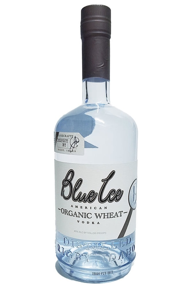 BLUE ICE ORGANIC WHEAT VODKA