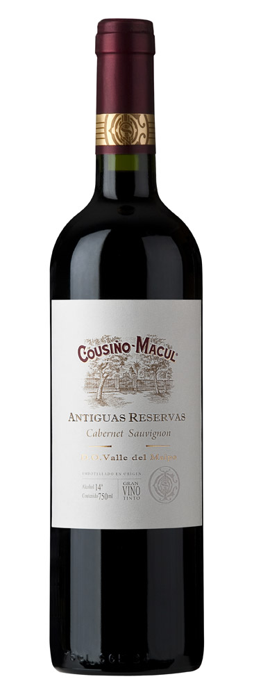 COUSINO MACUL CABERNET