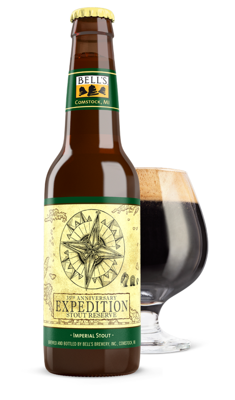 BELLS 35 TH ANNIVERSARY EXPEDITION STOUT