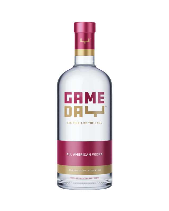 GAME DAY VODKA FSU