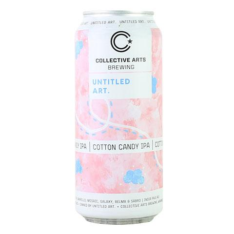 UNTITLED ART COTTON CANDY IPA