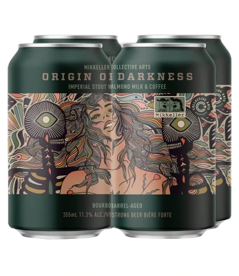 COLLECTIVE ARTS ORIGIN OF DARKNESS (MIKKELLER)