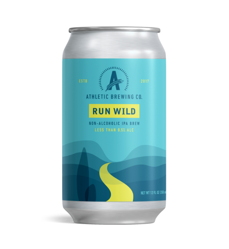 ATHLETIC RUN N/A IPA