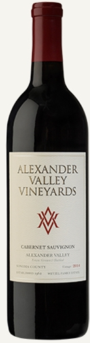 ALEXANDER VALLEY CABERNET