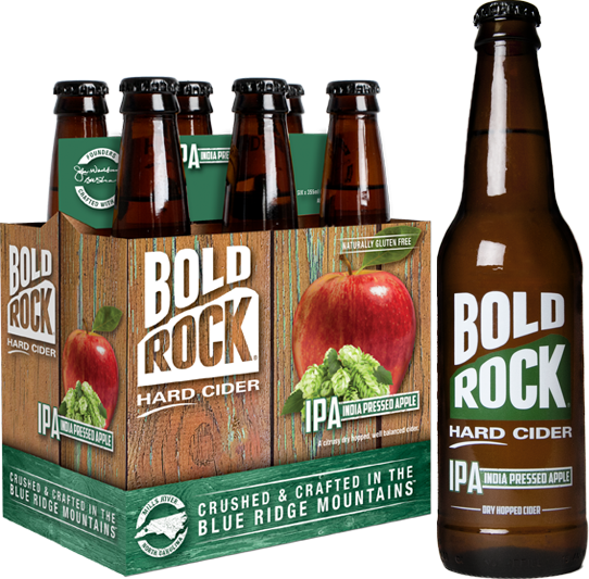 BOLD ROCK INDIA PRESSED APPLE